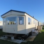 35 x 12 2 bedroomed used caravan 2015